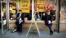 พัค ชินเฮ  เดินเล่นชิวล์ๆ ที่ถนน ใน นิวยอร์ค!