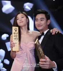 คิม ซูฮยอน - จอน จีฮยอน กวาดรางวัล Baeksang Arts Awards ครั้งที่ 50