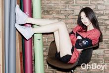 อันโซฮี (Ahn Sohee) เผยภาพแฟชั่นมาดนักแสดงสาว ใน OhBoy!
