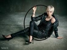 ว้าว!!! นางฟ้ายิมนาสติกเกาหลี แปลงร่างเป็นสาวเปรี้ยวใน Vogue