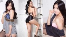 เลือดพุ่ง! เมื่อเจอสาวเซ็กซี่แดนกิมจิ บนปก MAXIM เกาหลี