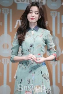 ฮันฮโยจู เผยลุคสวยสะกดใจในงานแถลงข่าวภาพยนตร์ Cest Si Bon