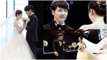 ภาพงานแต่งงานสุดโรแมนติกของ ยุนซังฮยอนและเมย์บี!!