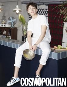 จองชิน CNBLUE หนุ่มข้างห้องสุดหล่อ