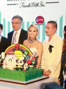 ห้างแทบแตกCL 2NE1 โผล่เซอร์ไพรส์!! แฟนๆชาวไทย