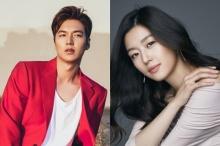 จอนจีฮยอน-อีมินโฮ เตรียมรับบทนำละครใหม่คู่กัน