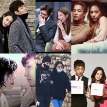 10 คู่รักซุปตาร์เกาหลี ที่ทำเอาแฟนคลับอิจฉาตาร้อน พร้อมใจสลาย !!