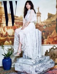 ซงฮเยคโย พูดเกี่ยวกับการแต่งงาน และนักแสดงสาวที่เธอต้องการร่วมงานด้วย