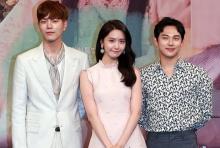 ยุนอา ควง 2 หนุ่ม ซีวาน ,จงฮยอน แถลงข่าวเปิดตัว ละครใหม่