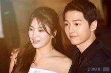 เผยแล้ว!! ภาพการ์ดเชิญงานแต่งงานของซงจุงกิ และซงฮเยคโย