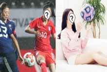 ฮือฮา! สาวสวยระดับไอดอลแต่เป็นนักฟุตบอลทีมชาติเกาหลีใต้