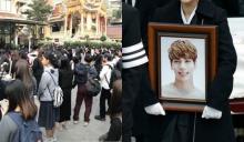 แฟนคลับไทย แห่ร่วมไว้อาลัย จงฮยอน SHINee ที่วัดสุทธิวราราม