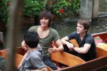 ลี มินโฮ มาถ่ายทำ City Hunter ที่เมืองไทย