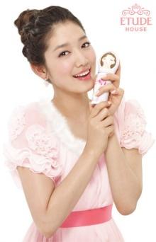 PiC :: เจ้าหญิงมาก..มาก Park Shin Hye – Etude House