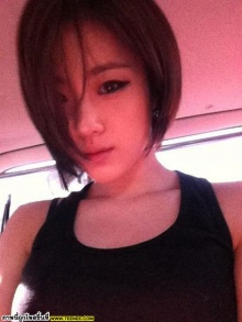 อึนจองT-Ara ผู้หญิงไร สวยก็ได้ เท่ห์ก็ดี!