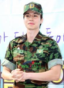ลี ดองวุค ออกจากกรมทหารแล้ว!