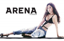 Pic : Min Hyo Rin Arena Homme