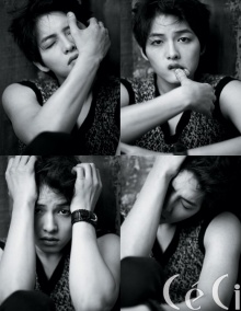 Song Joong Ki – Ceci Magazine