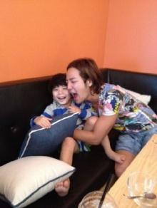 ภาพความน่ารักเพิ่มเติมของพ่อลูก จาง กึน ซอก หนูน้อย มุน เมซอน