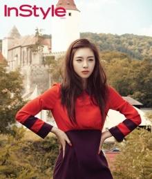 Lee Yeon Hee เผยภาพแฟชั่นใหม่ในนิตยสาร InStyle