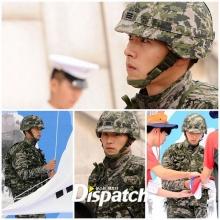 อัพเดทภาพ พระเอกคนดัง ฮยอนบิน ในกรมทหาร !!