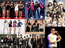 เช็คชื่อ 100 อันดับ ไอดอลเกาหลี ที่ดังที่สุดแห่งยุค !