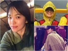 ภาพ ซอง เฮเคียว ที่เกาะเชจูกำลังได้รับความสนใจ