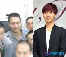 ภาพแรกหลังเข้ากรมของ เยซอง super junior