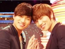 คนดังเกาหลี หน้าเหมือนอย่างกับพี่-น้องท้องเดียวกัน