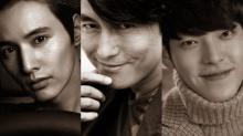 จอง วู ซอง ยกให้ วอน บิน และ คิม วู บิน เป็นพระเอกรุ่นน้องที่ดูดี