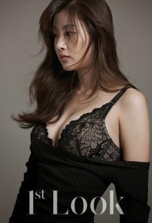 แฟชั่นชุดชั้นในครั้งแรกของ คังโซรา ในนิตยสาร 1st Look