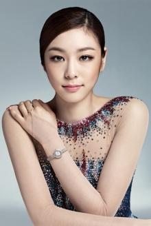 คิม ยอน อา หมวยกิมจิ ทูตโอลิมปิกคนสวย