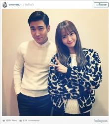 ฮือฮา! ชีวอนอัพโหลด!ภาพคู่ ยุนอาsnsdลง IG