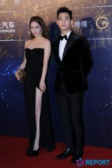คิมซูฮยอน, ฮันเยซึล คว้านักแสดงชายหญิงยอดเยี่ยมระดับโลก