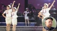 Moranbong Band เกิร์ลกรุ๊ปวงแรกเกาหลีเหนือ  ขวัญท่านคิม