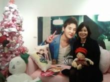 ศิลปินไอดอลเกาหลี อวดภาพคู่คุณเเม่ใน วันแม่สากล