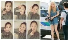 แทยอน snsd และไอรีน Red Velvet ฝาแฝดชัดๆ