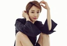 เท่ซะไม่มี!โกจุนฮี ถ่ายแบบเผยลุคเปรี้ยวขึ้นปกนิตยสาร