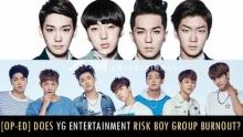 YG Entertainment กำลังเสี่ยงที่จะทำให้นักร้องในสังกัดร่วงทีเดียวพร้อมกัน?