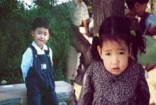 เปิดภาพวัยเด็ก 17 ดาราแถวหน้าวงการบันเทิงเกาหลี!!
