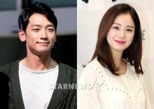 เรน (Rain) วิ่งรอกทำงาน และดูแลคิมแทฮี (Kim Tae Hee) ที่ท้องใกล้คลอด