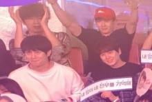 ฮีชอล-คยูฮยอน แห่ง SJ ! โผล่ดูคอนเสิร์ต สาวๆวงtwice