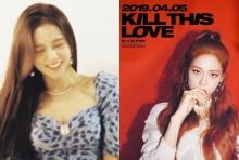 """ถึงตา!!จีซู BLACKPINK เปลี่ยนลุคเป็นสาวผมสีแดงในภาพทีเซอร์ """"Kill This Love""""!!"""