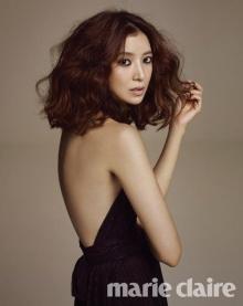 Yoon Se Ah เผยภาพแฟชั่นใหม่ในนิตยสาร Marie Claire