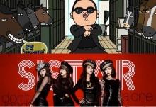 Korea Gallup จัดอันดับศิลปินเคป็อบที่ได้รับความนิยมในปี 2012