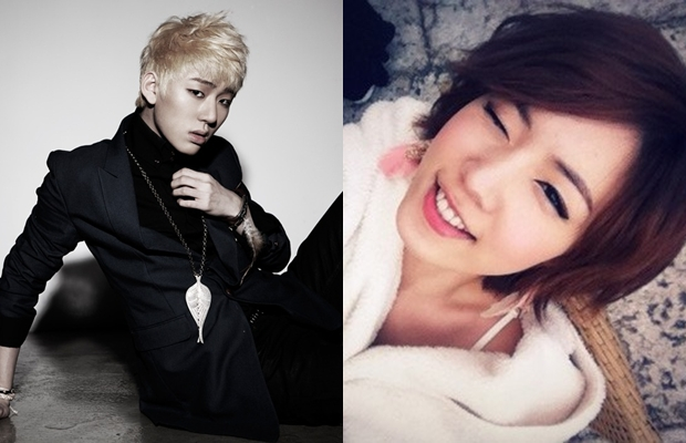 Are zico and hwayoung still dating