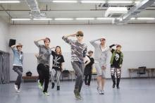 JYJ เผยภาพซ้อมเต้นเพลง Only One ในงาน Asian Games Incheon 2014