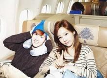 อีกคู่แล้ว ! ปาปารัซซี่ เกาหลีจับภาพแทยอน snsd และ แบคฮยอน exo