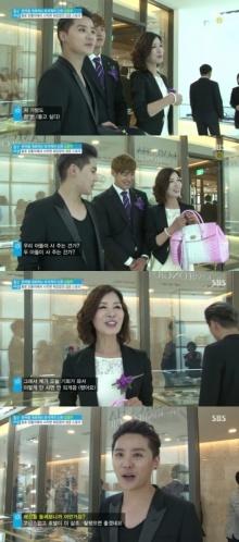 คิมจุนซู (JYJ) เซอร์ไพร์สแฟนคลับออก TV พร้อมคุณแม่ (ชมคลิป)