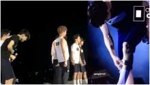 ชานยอล EXO ถูกปาด้วยขวดน้ำขณะแสดงคอนเสิร์ตในจีน!!